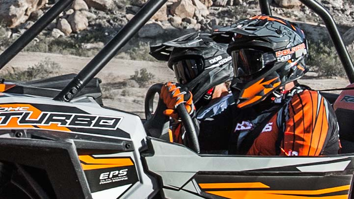 RZR XP TURBO EPS - EXCLUSIF ! CENTRE DE GRAVITÉ BAS